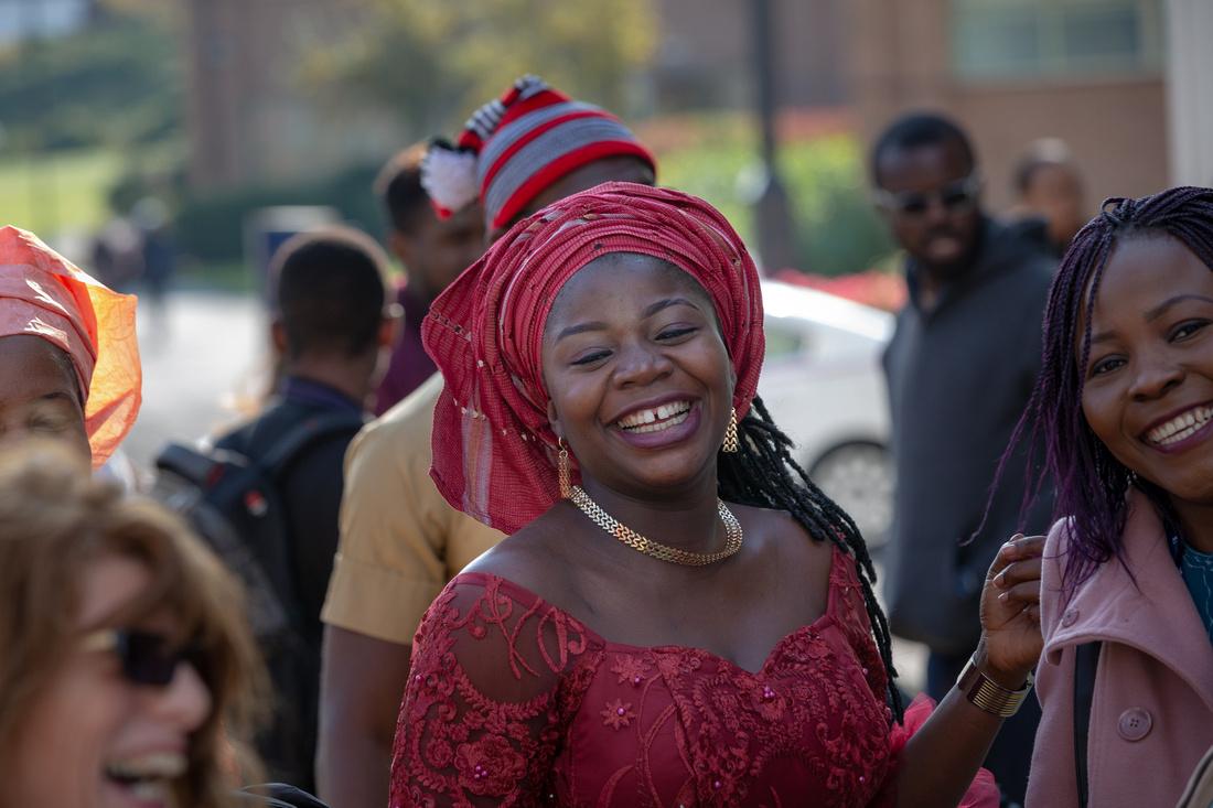 SUNDERLAND UNIVERSITY NIGERIAN INDEPENCE DAY PARADE_11-10-18_DJW_013