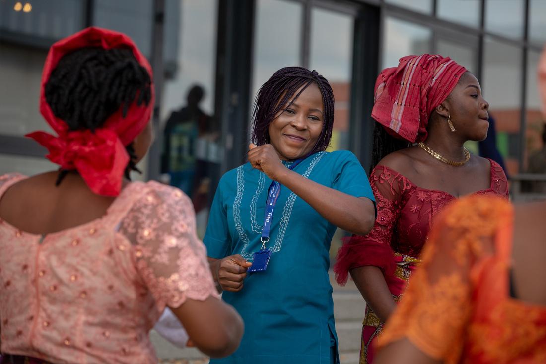 SUNDERLAND UNIVERSITY NIGERIAN INDEPENCE DAY PARADE_11-10-18_DJW_020