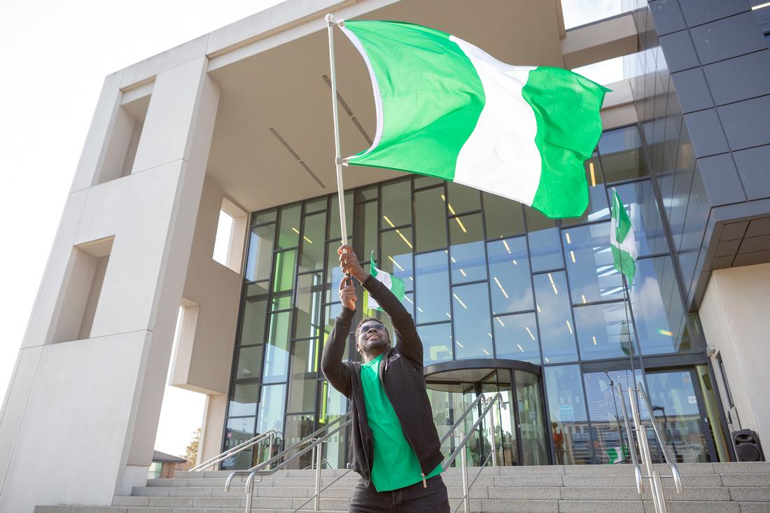 SUNDERLAND UNIVERSITY NIGERIAN INDEPENCE DAY PARADE_11-10-18_DJW_029