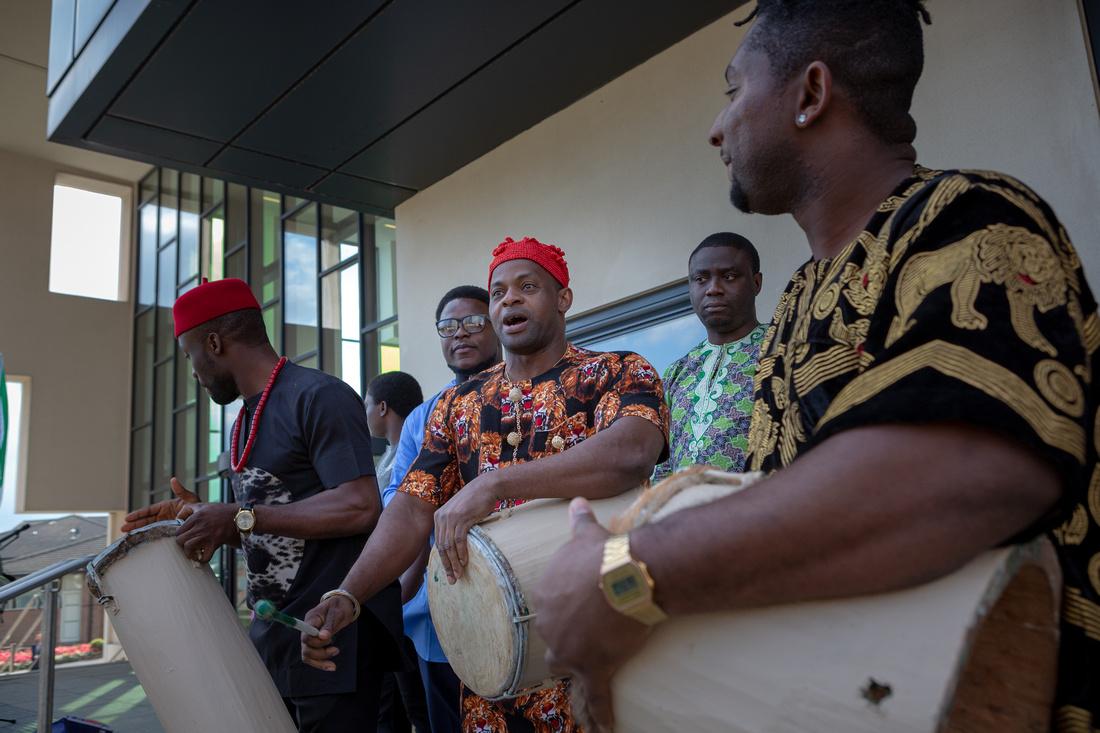 SUNDERLAND UNIVERSITY NIGERIAN INDEPENCE DAY PARADE_11-10-18_DJW_039
