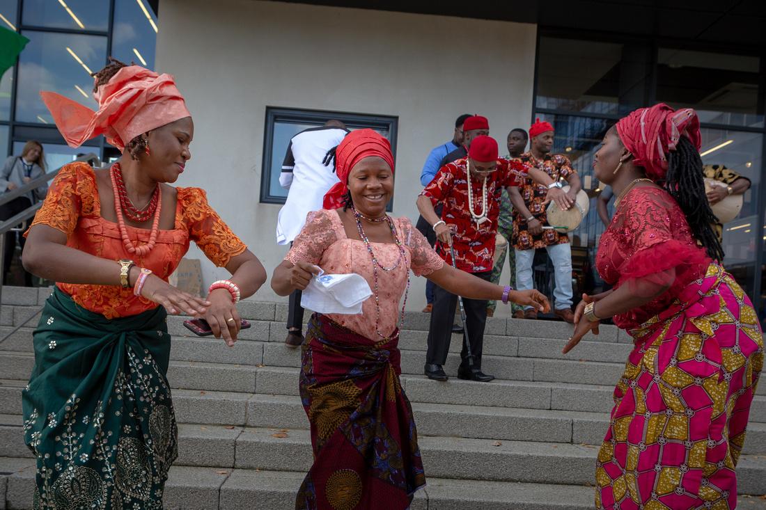 SUNDERLAND UNIVERSITY NIGERIAN INDEPENCE DAY PARADE_11-10-18_DJW_044