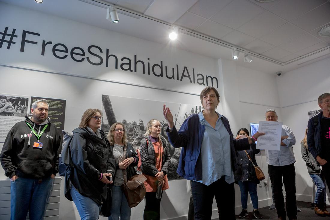 SUNDERLAND UNIVERSITY #FREESHAHIDULALAM EVENT_17-10-18_DJW_040