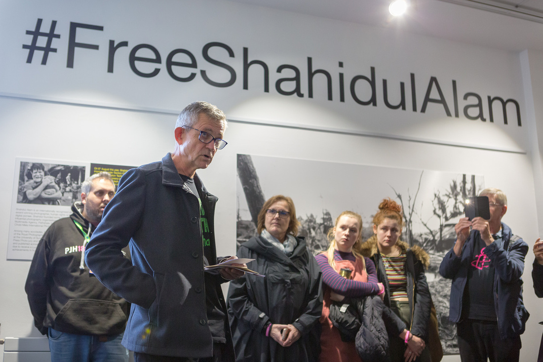 SUNDERLAND UNIVERSITY #FREESHAHIDULALAM EVENT_17-10-18_DJW_075